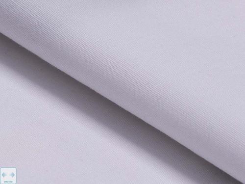 2 180B01-1 White STRETCH FABRIC